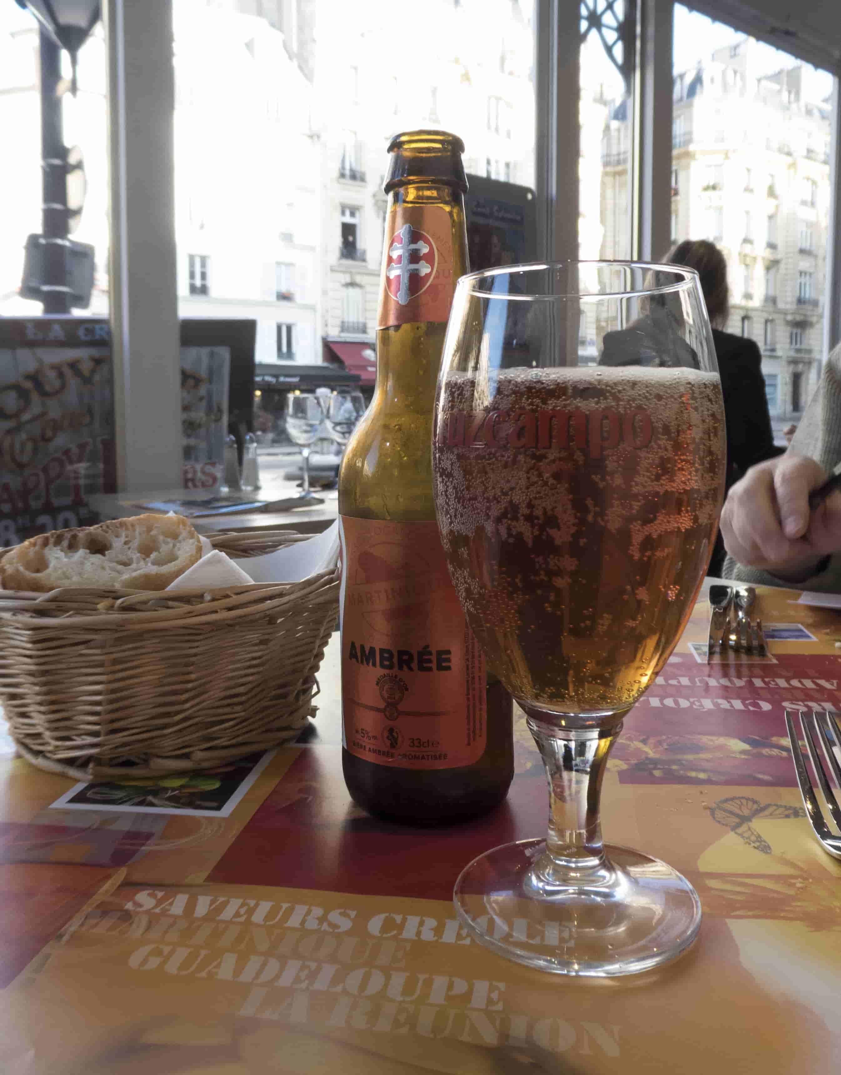 Lorraine Ambré beer